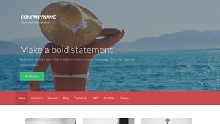 Activation Swimwear WordPress Theme