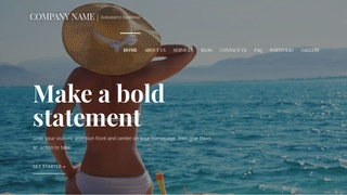 Velux Swimwear WordPress Theme