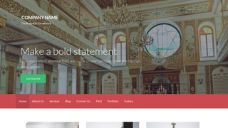 Activation Synagogue WordPress Theme