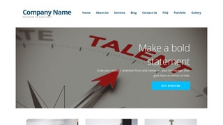 Ascension Talent Agency WordPress Theme