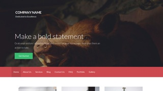 Activation Taxidermist WordPress Theme