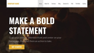 Stout Taxidermist WordPress Theme