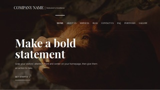 Velux Taxidermist WordPress Theme