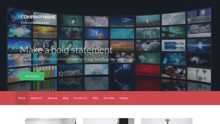 Activation Television Station WordPress Theme