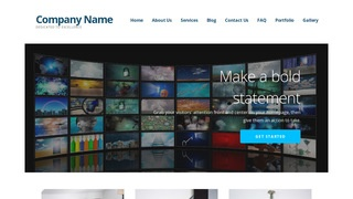 Ascension Television Station WordPress Theme