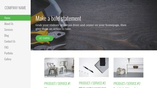 Escapade Tool and Die WordPress Theme