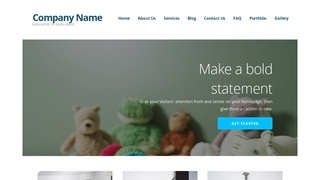 Ascension Toys WordPress Theme