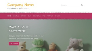 Scribbles Toys WordPress Theme