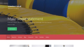 Activation Trampolines WordPress Theme