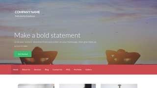 Activation Travel Agency WordPress Theme