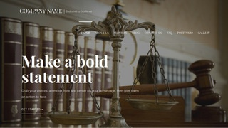 Velux Trial Attorney WordPress Theme