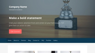 Primer Trophies and Awards Shop WordPress Theme