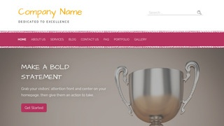 Scribbles Trophies and Awards Shop WordPress Theme