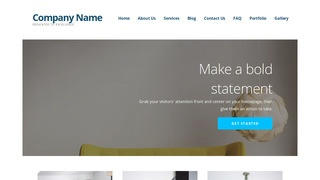 Ascension Upholstery Cleaning WordPress Theme