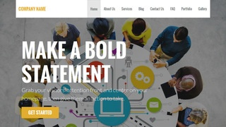 Stout Vocational and Technical School WordPress Theme