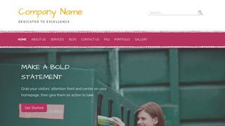 Scribbles Waste Management WordPress Theme