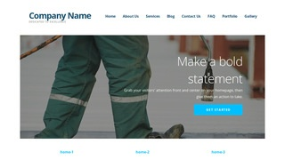 Ascension Home Waterproofing WordPress Theme