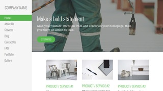 Escapade Home Waterproofing WordPress Theme