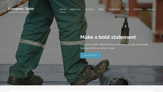 Lyrical Home Waterproofing WordPress Theme