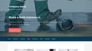 Primer Home Waterproofing WordPress Theme