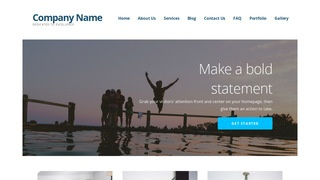 Ascension Water Sports Equipment WordPress Theme
