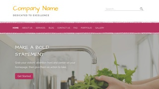 Scribbles Water Treatment Plant WordPress Theme