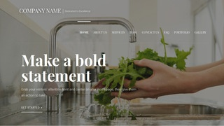 Velux Water Treatment Plant WordPress Theme