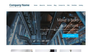 Ascension Water Works Equipment Supplier WordPress Theme