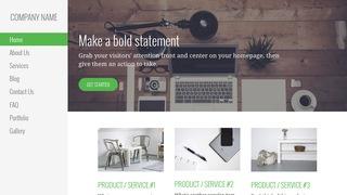 Web design wordpress themes godaddy escapade web design wordpress theme solutioingenieria Gallery