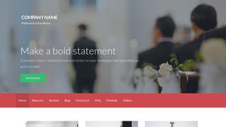 Activation Wedding Planner WordPress Theme