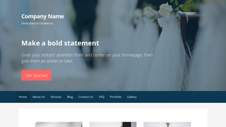 Primer Wedding Planner WordPress Theme