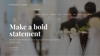 Velux Wedding Planner WordPress Theme