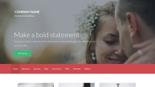 Activation Wedding and Event Photography WordPress Theme