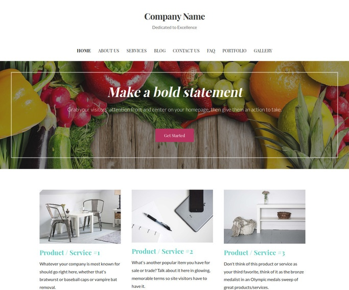 Uptown Style Weight Loss Center WordPress Theme