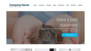 Ascension Wildlife Rescue WordPress Theme