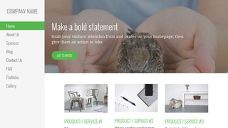 Escapade Wildlife Rescue WordPress Theme