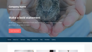 Primer Wildlife Rescue WordPress Theme