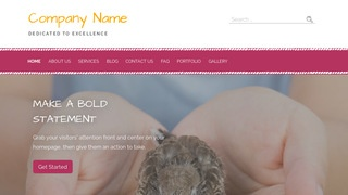 Scribbles Wildlife Rescue WordPress Theme