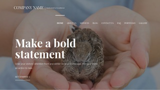 Velux Wildlife Rescue WordPress Theme