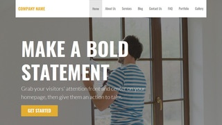 Stout Window Repair and Installation WordPress Theme