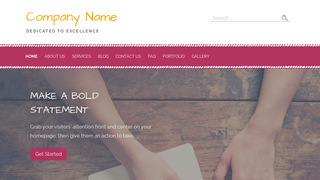 Scribbles Writer WordPress Theme
