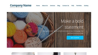 Ascension Yarn and Knitting WordPress Theme